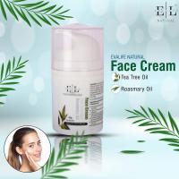 Evalife Natural Face Cream - Tea Tree With Rosemary Oil 50Gm