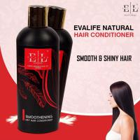 Evalife Natural Smoothing Dry Hair Conditioner 275Ml