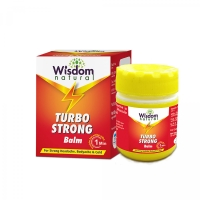 Wisdom Natural Turbo Strong Balm