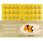 A To Z Gold Capsule 15S